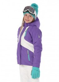 Spyder Girls Reckon 3-in-1 Jacket - WinterKids.com