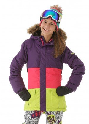 686 Girls Polly Insulated Jacket