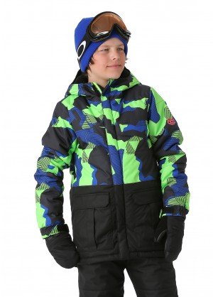 686 Boys Onyx Insulated Jacket - WinterKids.com