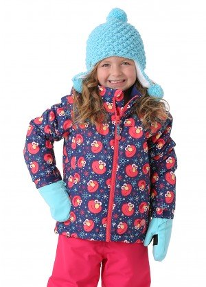 Roxy Girls Mini Jetty Jacket - WinterKids.com