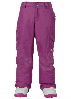 Burton Girls Elite Cargo Pant - WinterKids.com