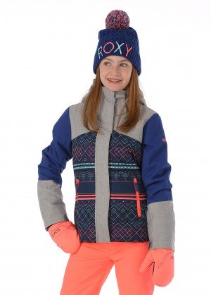Roxy Girls Flicker Jacket - WinterKids.com