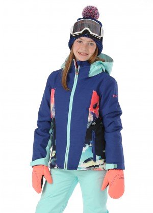 Roxy Girls Sassy Jacket - WinterKids.com