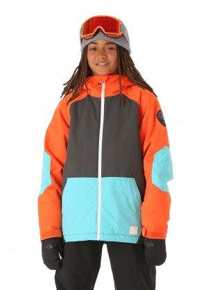 Billabong Boys All Day Insulated Jacket - WinterKids.com
