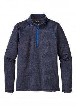 Patagonia Boys Capilene Heavyweight Zip Neck - WinterKids.com