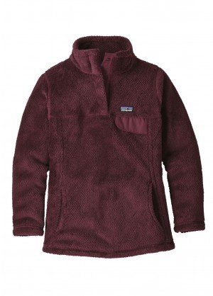 Patagonia Girls Re-Tool Snap-T Pullover - WinterKids.com