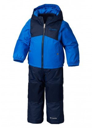 Columbia Toddler Double Flake Set - WinterKids.com