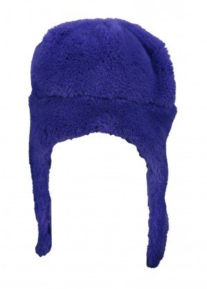 Obermeyer Toddler Girls Orbit Fur Hat - WinterKids.com