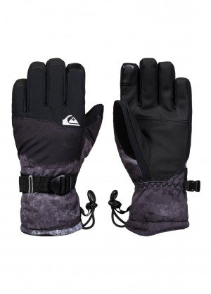 Quiksilver Mission Youth Glove - WinterKids.com