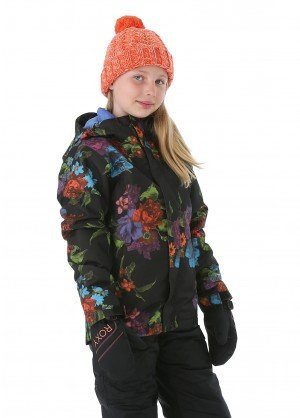 Columbia Girls Whirlibird II Interchange Jacket - WinterKids.com