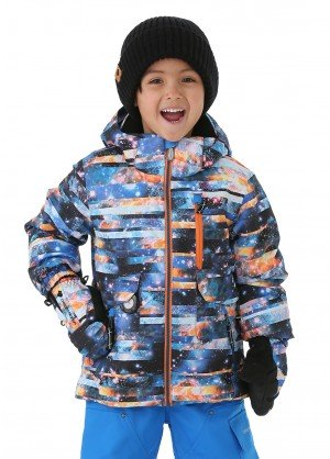 Obermeyer Toddler Boys Nebula Jacket - WinterKids.com