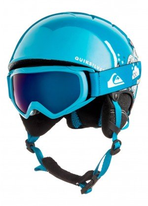 Quiksilver Boys The Game Pack Helmet - WinterKids.com