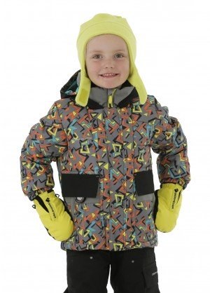 Toddler Boys M-Way Jacket - Winterkids.com