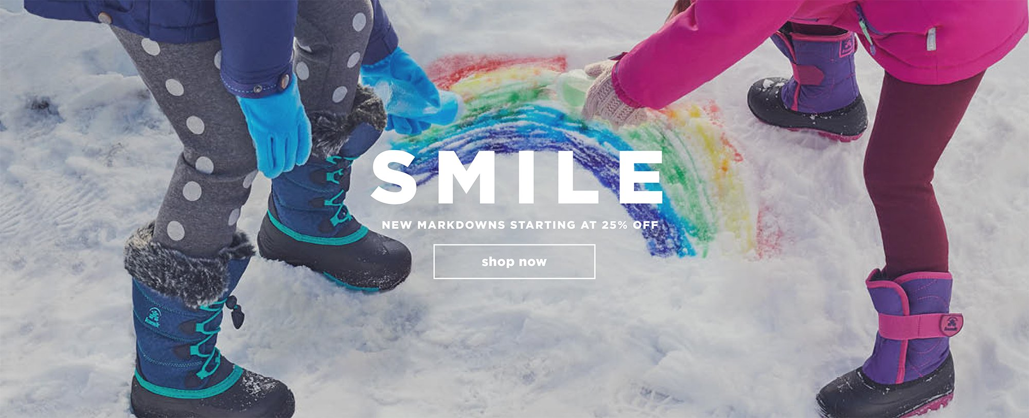 Smile 25% off